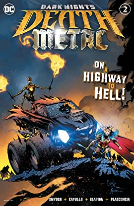 Dark Nights: Death Metal (2020-) #2