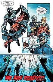 Aquaman (2016-) #61