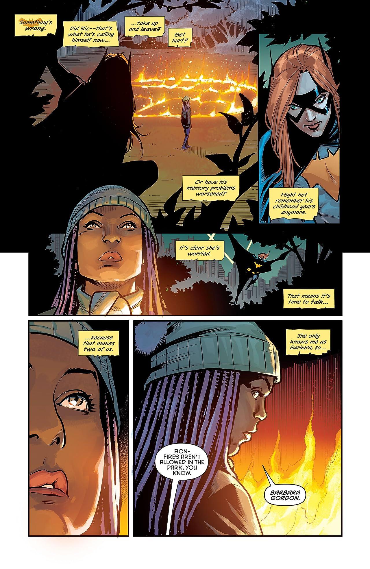 Nightwing (2016-) #72