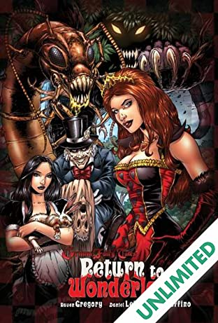 Return To Wonderland: Collected Edition