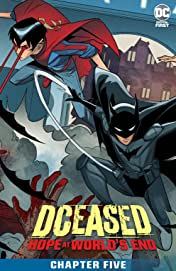 DCeased: Hope At World's End (2020) #5