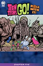 Teen Titans Go! Roll With It! (2020-) #5