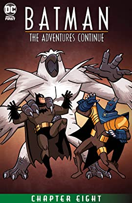Batman: The Adventures Continue (2020-) #8