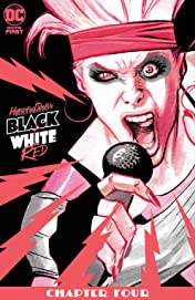 Harley Quinn Black + White + Red (2020-) #4