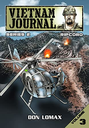 Vietnam Journal Series Two Vol. 3: Ripcord