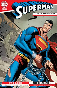 Superman: Man of Tomorrow No.10