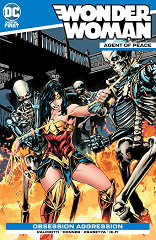 Wonder Woman: Agent of Peace No.9