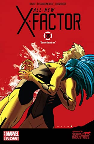 All-New X-Factor (2014-2015) No.6