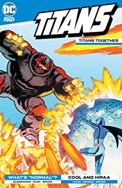 Titans: Titans Together No.3