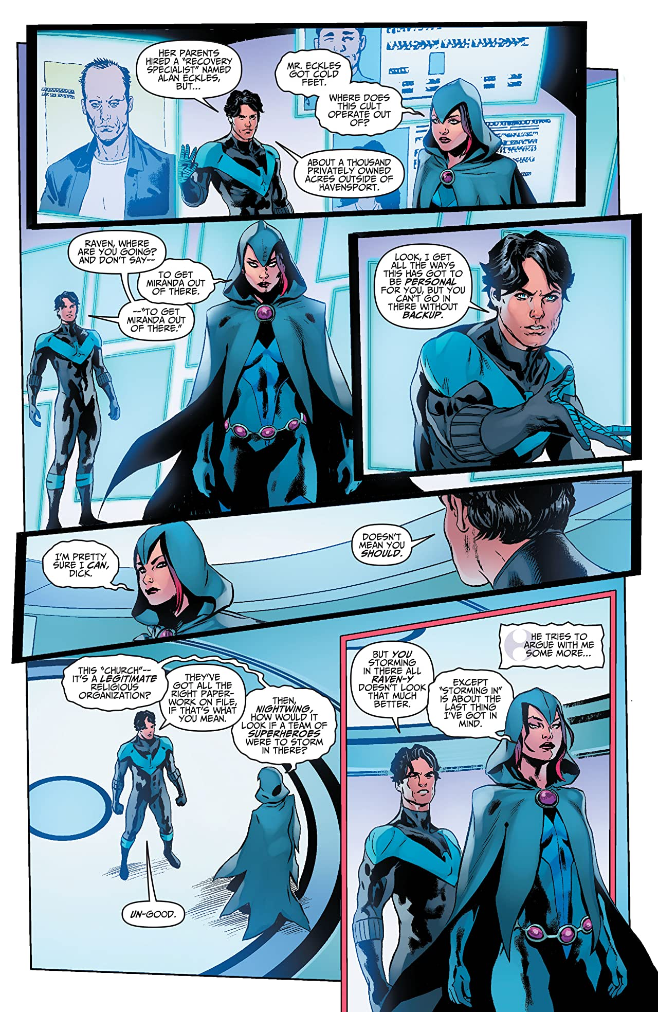 Titans: Titans Together #3