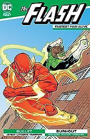 Flash: Fastest Man Alive #10