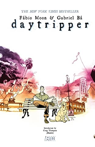 Daytripper: Deluxe Edition