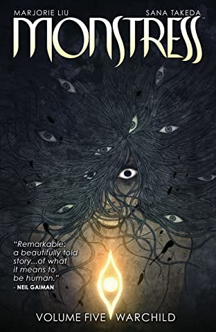 Monstress Vol. 5