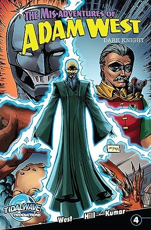 Mis-Adventures of Adam West: Dark Night #4