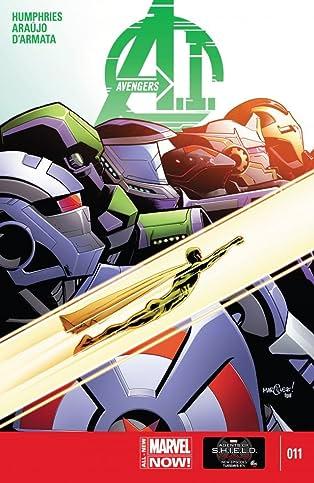 Avengers A.I. (2013-) #11
