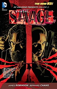 DC Universe Presents (2011-2013) Vol. 2: Vandal Savage