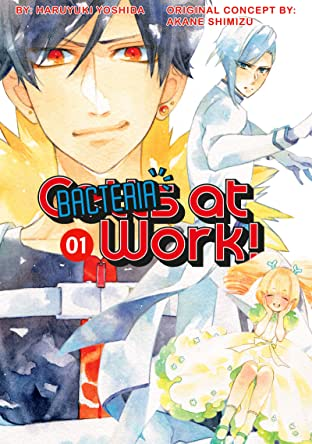 Cells at Work!: Bacteria Vol. 1