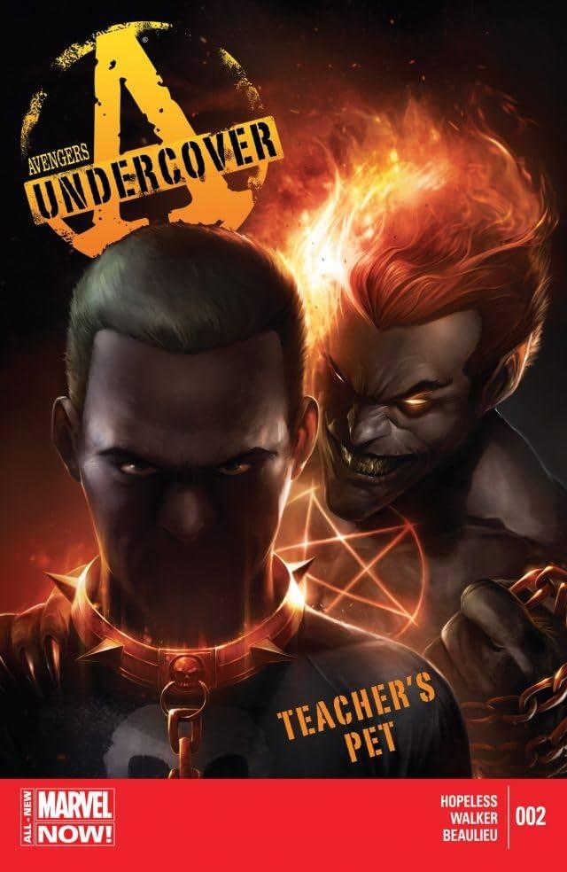 Avengers Undercover #2