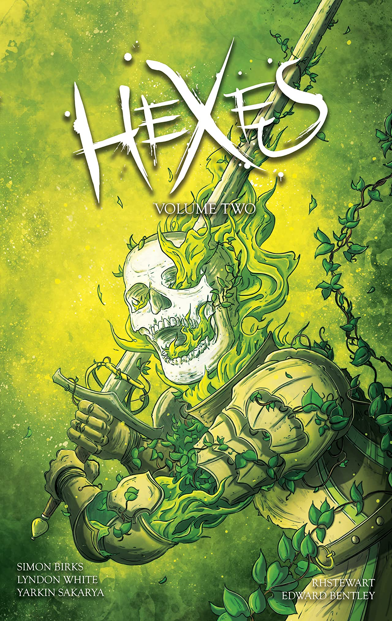 Hexes Tome 2