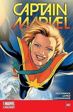 Captain Marvel (2014-2015) #2