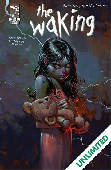 The Waking #1 (of 4)