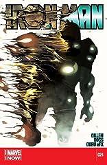 Iron Man (2012-) #24