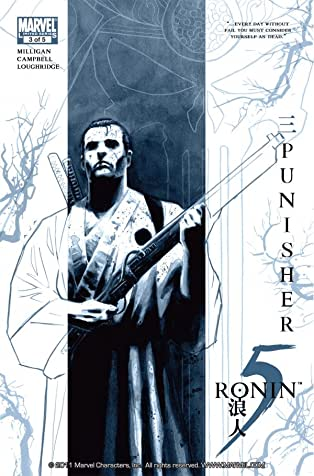 5 Ronin #3 (of 5)