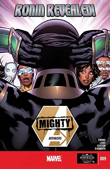 Mighty Avengers (2013-2014) #9