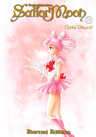 Pretty Guardian Sailor Moon Eternal Edition Vol. 8