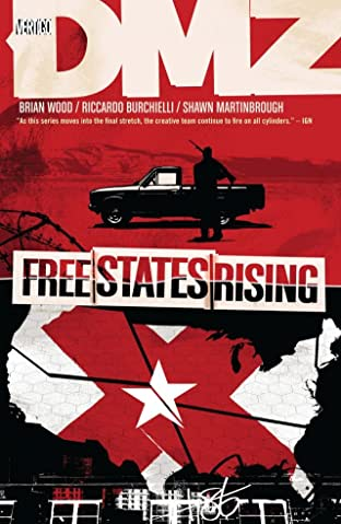 DMZ COMIC_VOLUME_ABBREVIATION 11: Free States Rising
