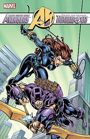 Avengers/Thunderbolts Tome 1: The Nefaria Protocols