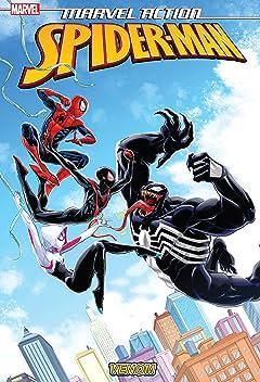 Marvel Action Spider-Man Vol. 4: Venom