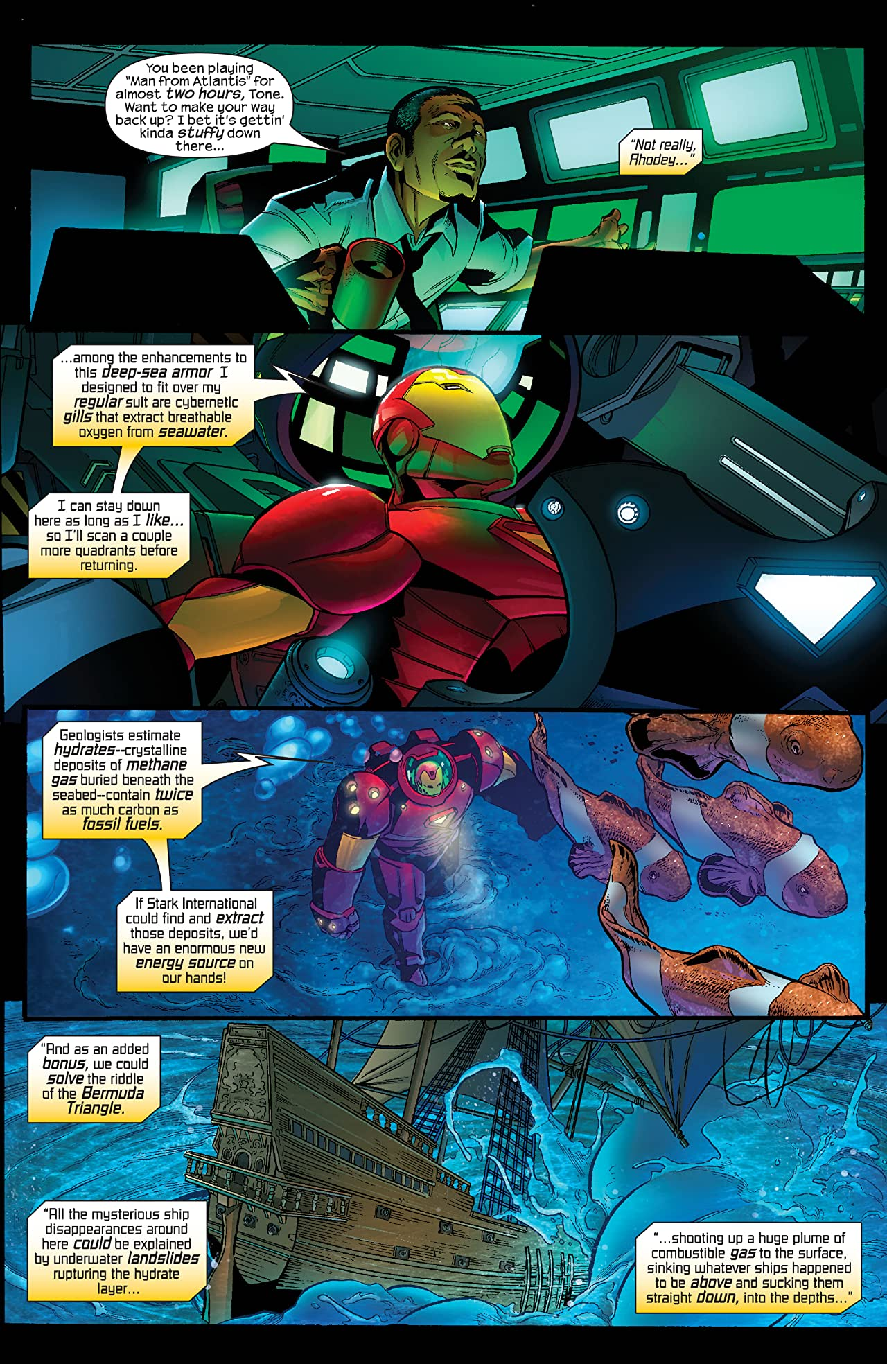 Marvel Adventures Iron Man Tome 2: Iron Armory
