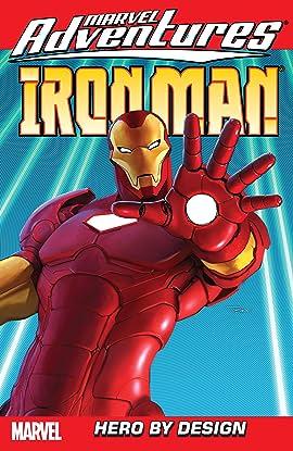 Marvel Adventures Iron Man Vol. 3: Hero By Design