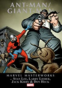 Marvel Masterworks: Ant-Man/Giant-Man Vol. 1