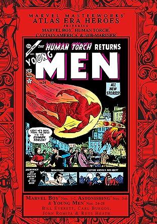 Marvel Masterworks: Atlas Era Heroes Vol. 1