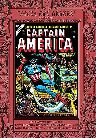 Marvel Masterworks: Atlas Era Heroes Vol. 2