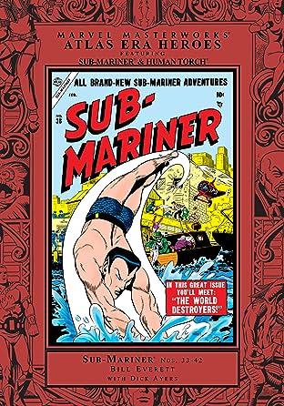 Marvel Masterworks: Atlas Era Heroes Vol. 3