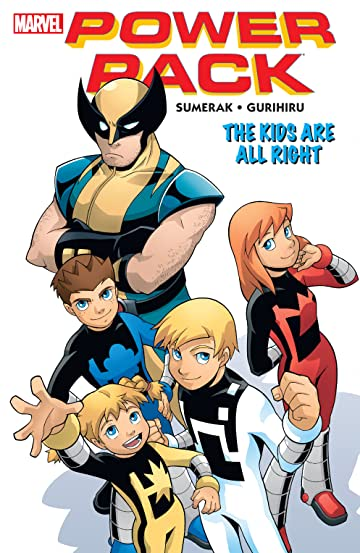 Power Pack: The Kids Are All Right