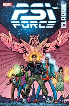 Psi-Force Classic Vol. 1