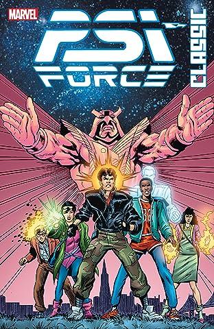 Psi-Force Classic Vol. 1