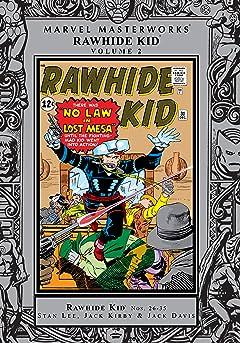 Rawhide Kid Masterworks Tome 2