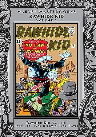 Rawhide Kid Masterworks Vol. 2