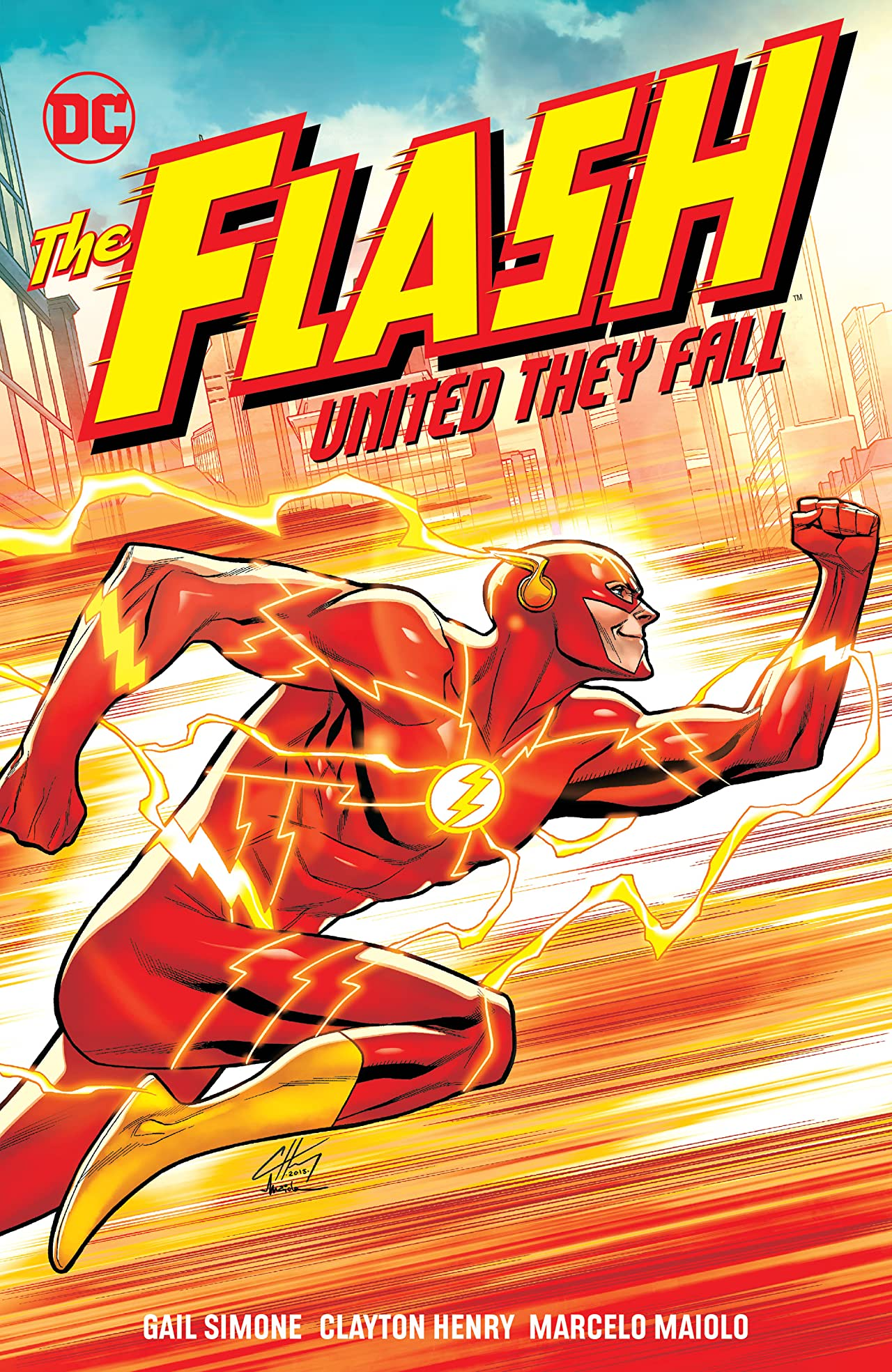The Flash: United They Fall