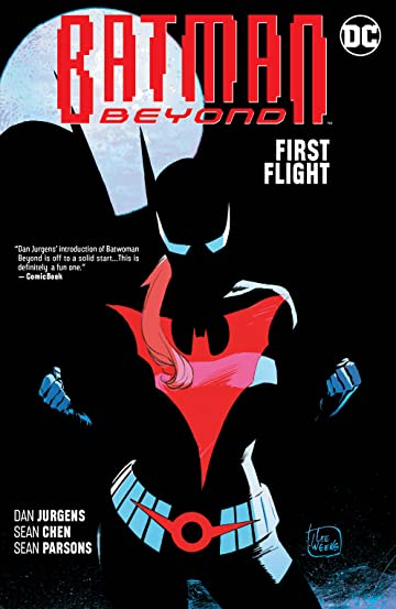 Batman Beyond (2016-) Vol. 7: First Flight