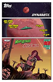 Mars Attacks Red Sonja #1