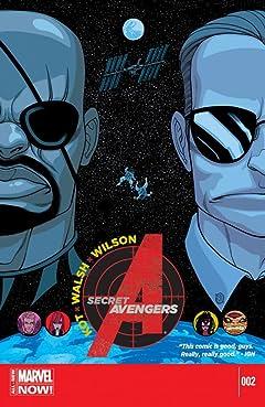 Secret Avengers (2014-2015) #2