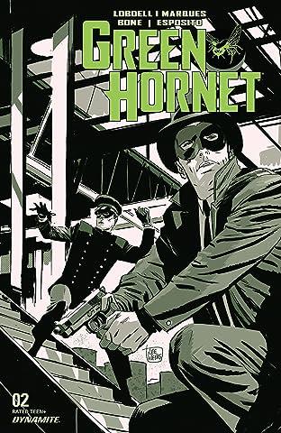 The Green Hornet (2020) #2