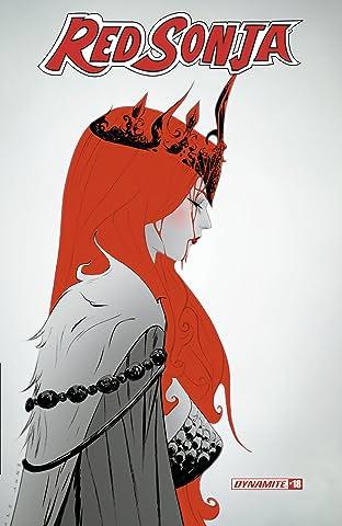 Red Sonja (2019-2021) No.18