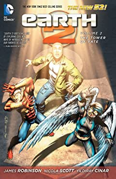 Earth 2 (2012-2015) Vol. 2: The Tower of Fate